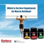 Which is the Best Supplement for Muscle Building