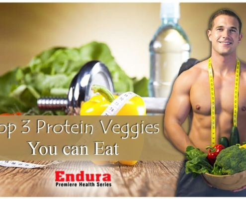 Top 3 Protein Veggies You Can Eat