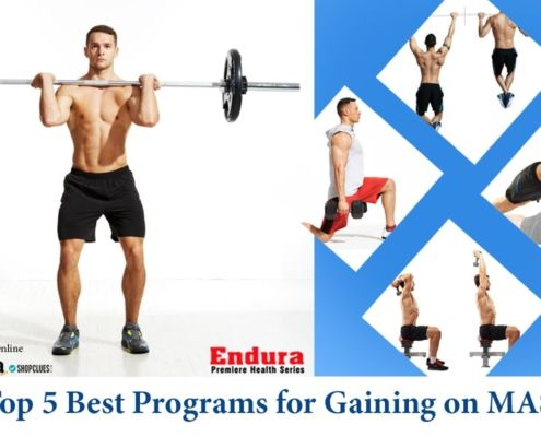 Top 5 Best Programs for Gaining on Mass