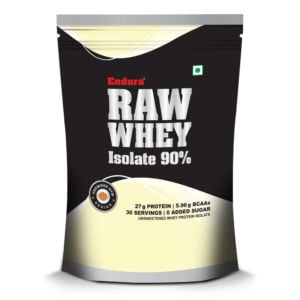 Endura Raw Whey Isolate