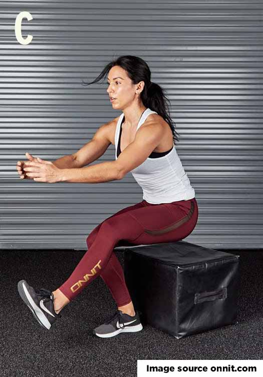 hiit workout exercise for women